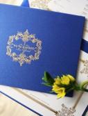 結婚書約_皇家藍正面與內頁