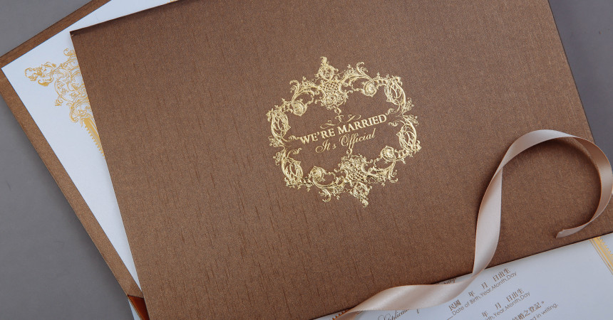 結婚書約_lady brown正面與緞帶