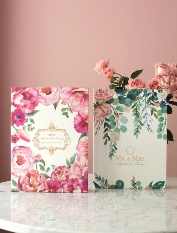 結婚書約_綠境和英倫玫瑰遠照