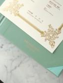 結婚書約_綠境的奶油喜帖logo
